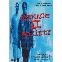 映画『MENACE Ⅱ SOCIETY』unofficial DVD(日本語字幕付)