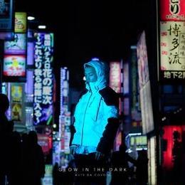 """【ラス1】KUTS DA COYOTE """"GLOW IN THE DARK"""" CD ALBUM(サイン入り)"""