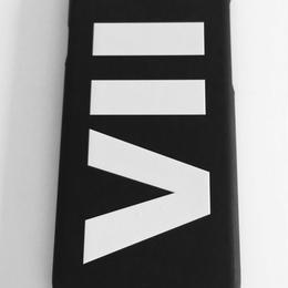 "【ラス1】ViiDA  ""VII""  iPhone case (Black)"