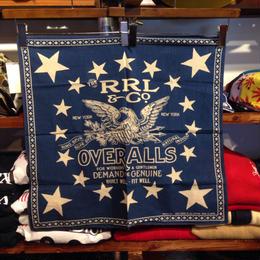 """【残り僅か】RRL """"OVERALLS / 2015"""" scarf"""