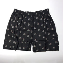 【ラス1】POLO RALPH LAUREN  wine dots woven boxer pants