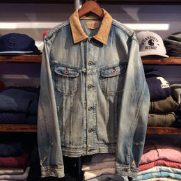 【残り僅か】DENIM&SUPPLY Union Trucker Jacket