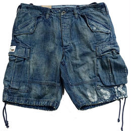 【残り僅か】DENIM&SUPPLY denim cargo shorts