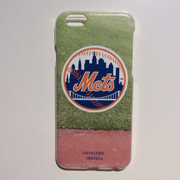 "MLB×INFIELDER DESIGN ""Mets"" iPhone 6/6s case"