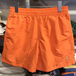 【残り僅か】POLO RALPH LAUREN swim shorts (Orenge)
