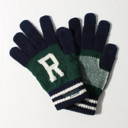 【残り僅か】Reebok  R logo glove (Green)