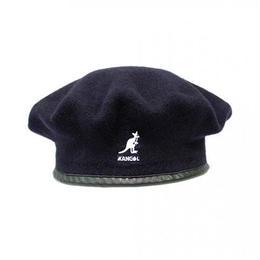 【ラス1】KANGOL Wool Monty BERET(Navy)