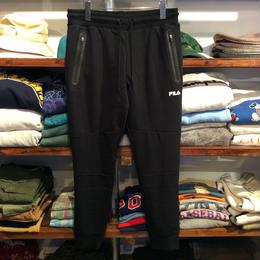 【ラス1】FILA sweat jogger pants(Black)