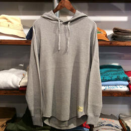 【残り僅か】RUGGED thermal hoody  (Gray)
