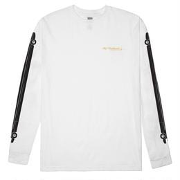 【ラス1】HUF STRETCH LIMO L/S TEE (White)