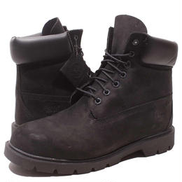 Timberland  6INCH BASIC SMOOTH BOOTS (Black)