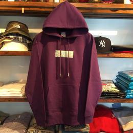 """【残り僅か】AnotA """"COOX"""" hoody (Purple)"""