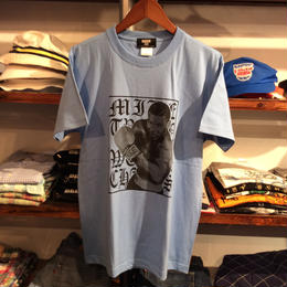 "DISCO ""TYSON"" tee(Light Blue)"