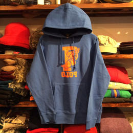 """【残り僅か】DISCO """"OLOP WING"""" hoodie (Royal Blue)"""