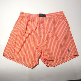 【ラス1】POLO RALPH LAUREN  pencil stripe woven boxer pants