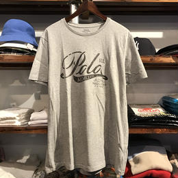 "【残り僅か】POLO RALPH LAUREN ""5th Avenue 711"" tee (Gray)"