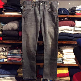 "【ラス1】RRL ""SLIM FIT/Stormy"" sky slim fit jeans"