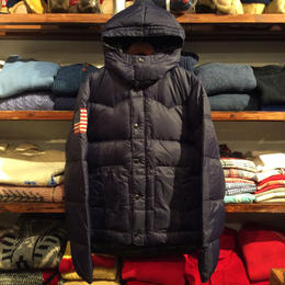 "【ラス1】DENIM&SUPPLY ""FLAG PATCH"" rip stop quilt down jacket  (Navy)"