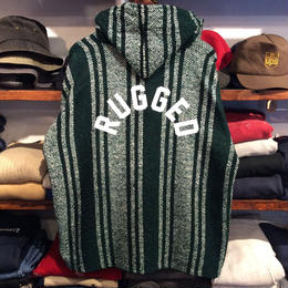 RUGGED MEXICAN PARKA(L)