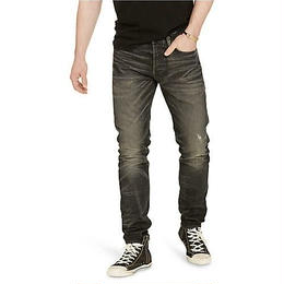 "【残り僅か】DENIM&SUPPLY ""D&S PROSPECT SLIM"" washed denim (Black)"