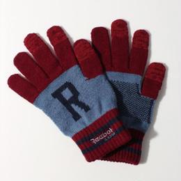 【残り僅か】Reebok  R logo glove (Burgundy)