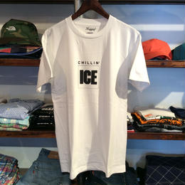 【残り僅か】DJ MURO ''CHILLIN' ICE''    Tee-SHIRT付(White)【RUGGED 5th Anniversary】