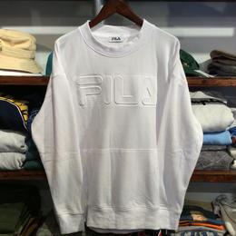 【ラス1】FILA side-zip Big trainer(White)
