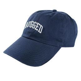 RUGGED ''ARCH LOGO'' adjuster cap (Navy)