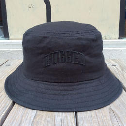 RUGGED on Champion buckethat(Black)