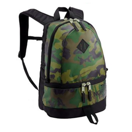 【ラス1】THE NORTH FACE camo day pack