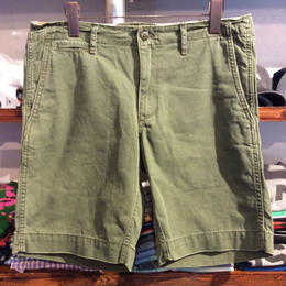 【残り僅か】DENIM &SUPPLY  chino shorts(Khaki)