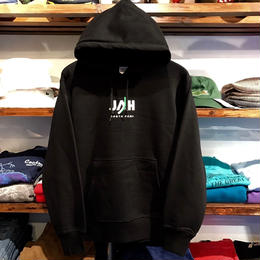 "RUGGED ""JAH"" sweat hoody(Black)"