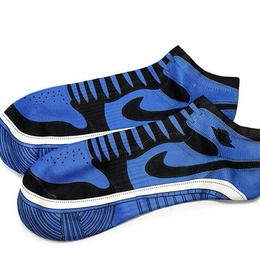 NIKE AIR JORDAN 1 SOCKS (Blue)