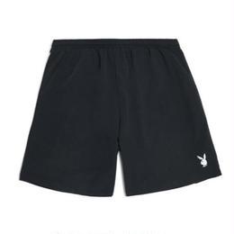 GW × Playboy Jacuzzi Shorts - Black