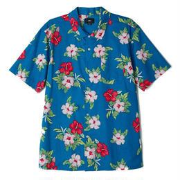 OBEY Kane Shirt - NAVY