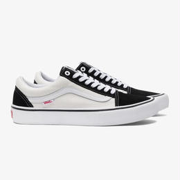 VANS OLD SKOOL PRO BLACK/WHITE/WHITE
