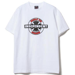 INDEPENDENT BTG TEE - White