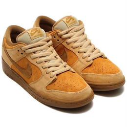 "NIKE SB DUNK LOW TRD QS ""WHEAT""-BROWN/GUM"