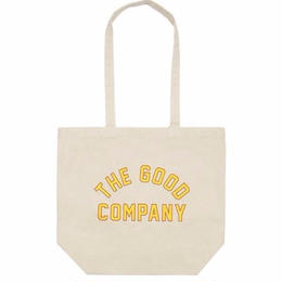 The Good Company LES Standard Tote Bag (yellow/red)
