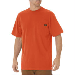 DICKIES Short Sleeve Heavyweight T-Shirt - Orange