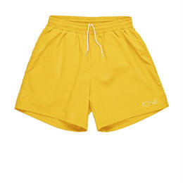 POLAR SKATE CO SWIM SHORTS-Yellow