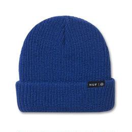 HUF USUAL BEANIE BLUE