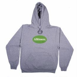 Alltimers SIMPLE HOODY GREY