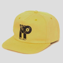 PASS~PORT  PP WORLD RECORDS CAP - YELLOW