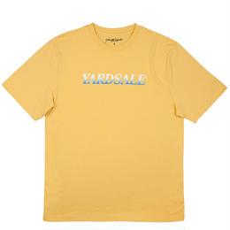 YARDSALE Fade T-shirt - Mustard