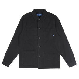 ONLY NY Canvas Chore Coat-Black