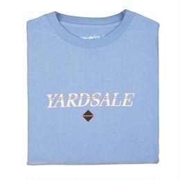 YARDSALE  Baby Blue diamond Tshirt