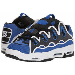 OSIRIS SHOES D3 2001 - Blue / Black / White