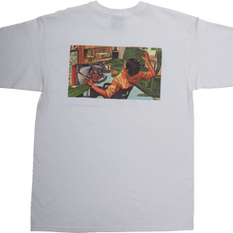 HOCKEY Ultra Violent Tee - White