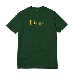 DIME LEGENDARY LOGO T-SHIRT - Emerald Green